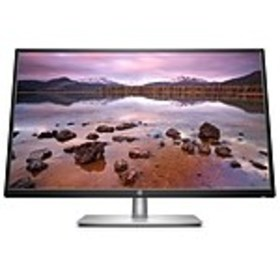 HP 32s 2UD96AA#ABA 31.5 LED Monitor, Silver/Black