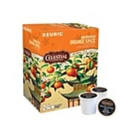 Celestial Seasonings Mandarin Orange Spice Herbal