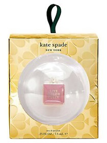Kate Spade New York Live Colorfully Ornament NO CO