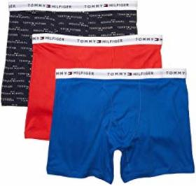 Tommy Hilfiger Boxer Brief Fancy 3-Pack