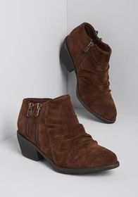 Blowfish Blowfish Easy Wandering Bootie in Rust