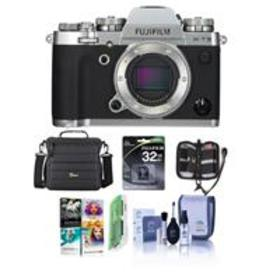 Fujifilm X-T3 Mirrorless Body Silver - With Free P