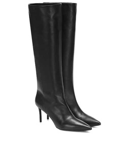Max Mara Barry leather boots
