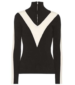 Fusalp Victoire ribbed ski sweater