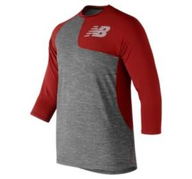 New balance Men's Asym 2.0 Left 3/4 Sleeve