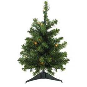 Northlight 18in. LED Canadian Pine Artificial Chri