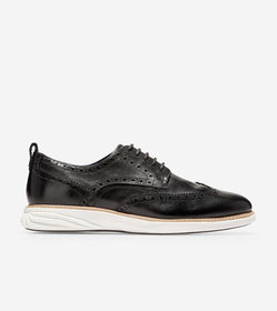 Cole Haan Grand Evolution Wingtip Oxford