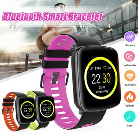 Waterproof Fitness Tracker Smart Wristband h for I on sale at Walmart