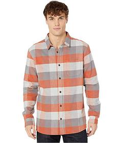 Quiksilver Stretch Flannel Reg