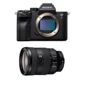 Sony a7R IV Mirrorless Camera Body With Sony FE 24