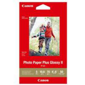 "Canon PP-301 Glossy Photo Paper (4x6""), 50 Sheets"