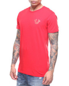 True Religion double puff crew neck shirt