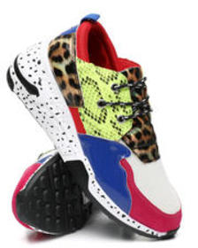 Fashion Lab colorblock sneakers