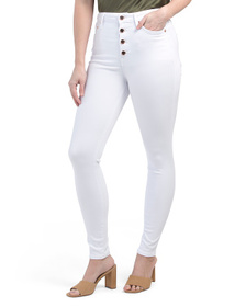 Reveal Designer Ultra High Rise Caia Skinny Jeans