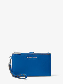 Michael Kors Adele Leather Smartphone Wallet
