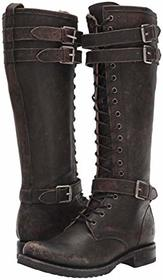 Frye Veronica Buckle Combat Tall