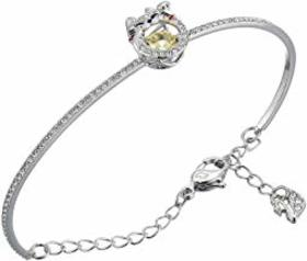 Swarovski Swarovski - Sparkling Dance Cat Bangle.
