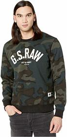 G-Star Graphic 12 Slim Crew Sweatshirt Long Sleeve