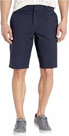 "Dickies 11"" Flat Front Active Waist Shorts Regular"