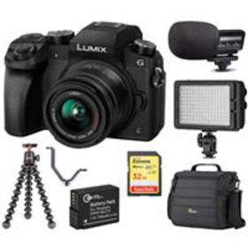 Panasonic Lumix DMC-G7 Mirrorless with 14-42mm Len