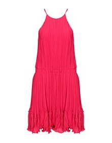 HALSTON - Knee-length dress