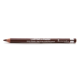 Rimmel 1000 Kisses Stay On Lip Liner Pencil Coffee