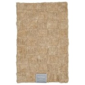 "SUNHAM Sculpted Checkered Bath Rug - 20"" x 32"""