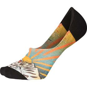 Smartwool Curated Monkey Lounge No Show Sock - Men