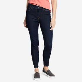 Women's Voyager High Rise Skinny Jeans - Slightly