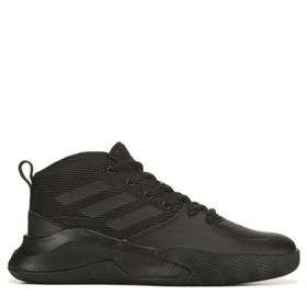 adidas Kids' Own the Game Wide Basketball Shoe Pre