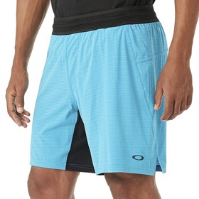 Oakley Windshear Running Short - Atomic Blue