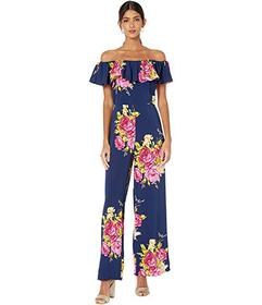 Betsey Johnson Sweet Roses Jumpsuit