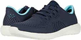 Crocs Crocs - LiteRide Pacer. Color Navy/Ice Blue.