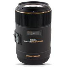 Sigma 105mm f/2.8 EX DG OS HSM Macro Lens for Cano