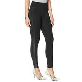 """""""As Is"""" G by Giuliana Jet Set G Legging with Side"""