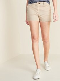 Relaxed Mid-Rise Everyday Shorts for Women - 3.5-i