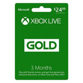 Xbox Live Gold Membership 3 Month
