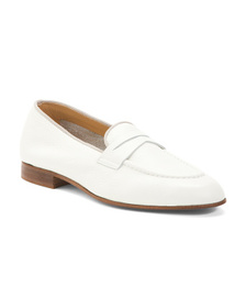 BOEMOS Made In Italy Leather Flats