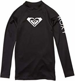 Roxy Kids Whole Hearted Long Sleeve Rashguard (Big