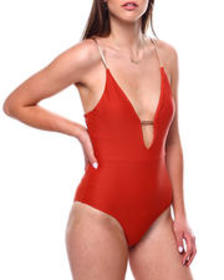 XOXO deep plunge one piece