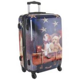 Chariot® Travelware Freedom Pups 24in. Spinner