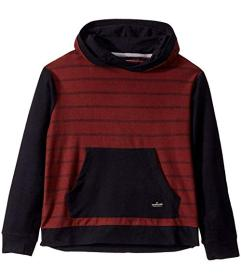 Quiksilver Kids Coffs Water Hood Knit Top (Big Kid