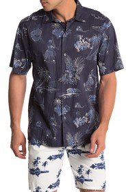 Tommy Bahama MLB(R) Seventh Inning Tropical Print