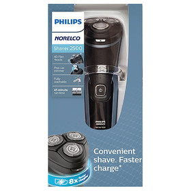 Philips Norelco Shaver 2500 (S1311/ 82) Light Stee