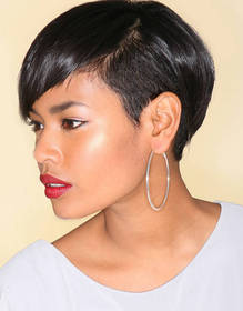 ASOS Large 70mm Hoop Earrings