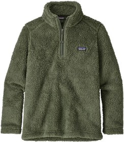 Patagonia Los Gatos Quarter-Zip Fleece Sweater - B