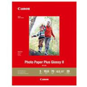 "Canon PP-301 Glossy Photo Paper (8.5x11""), 20 Shee"
