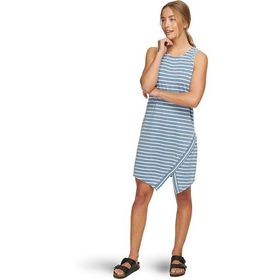 Stoic Stripe Sleeveless Dress - Women's