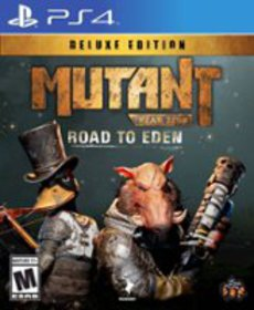 Mutant Year Zero: Road to Eden Deluxe Edition - Pl