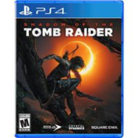Shadow of the Tomb Raider Standard Edition - PlayS